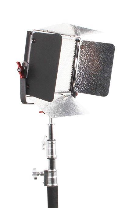 Aputure LS-1 C CRi95 + LED Studio Video Light Storm Series Bi-Color V Mount Plate