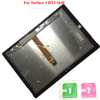 Original LCD Display Touch Screen Digitizer Panel Assembly For Microsoft Surface Pro 1645 RT3 10 8