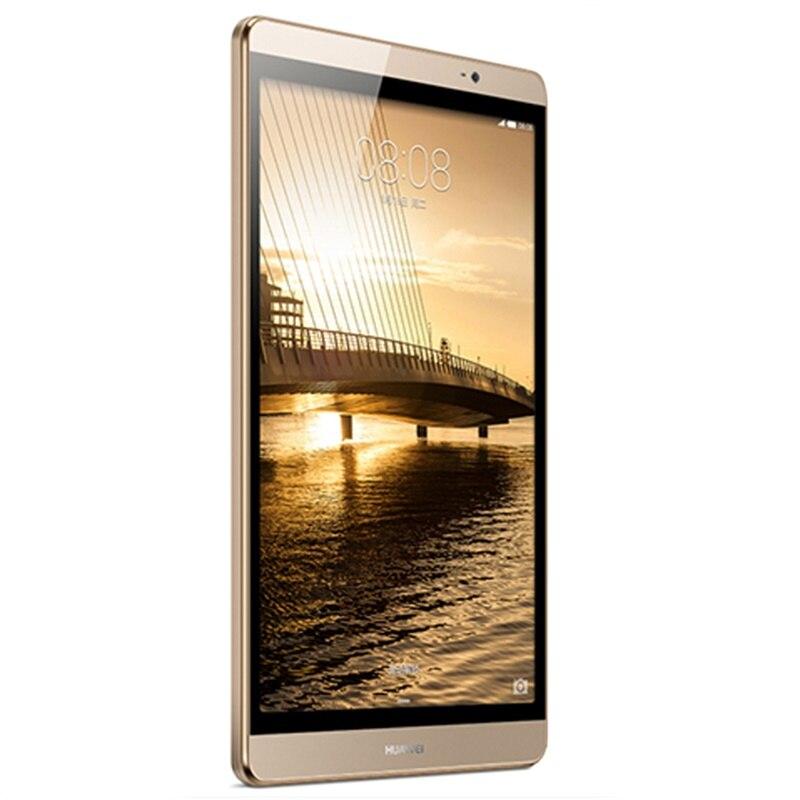 Huawei Mediapad M2 8 дюймов 2,0 ГГц Восьмиядерный 3G Ram 64G Rom WiFi 4800 мАч ips Kirin 930 МП планшетный ПК huawei M2 - 3