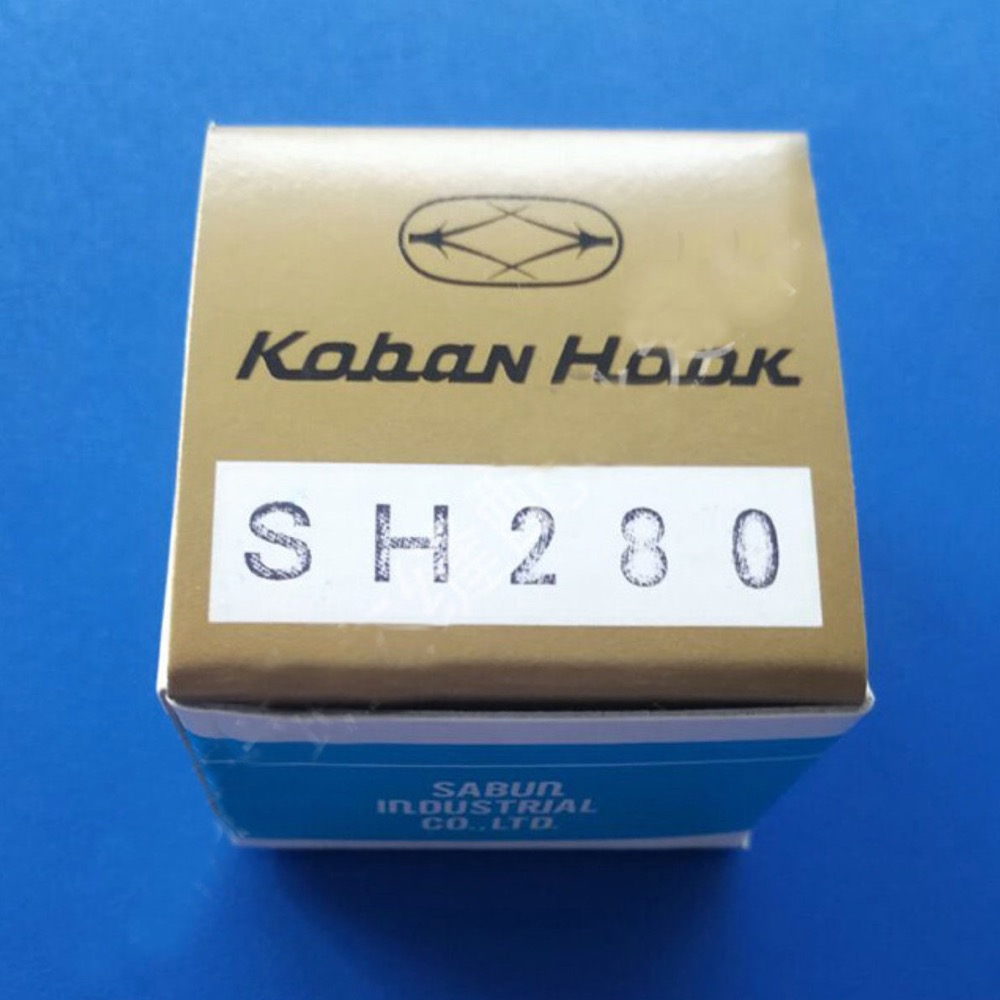 ORIGINAL KOBAN SH280 SHUTTLE USED FOR JUKI LK-1850, LK-1900 SERIES Sewing Machine B1828-280-000