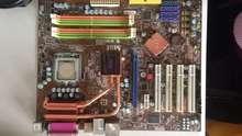 original motherboard P43 Neo3-F LGA 775 DDR2 Motherboard Desktop Boards