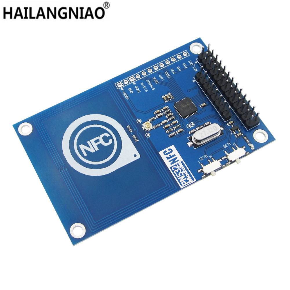 13.56mHz PN532 compatible raspberry pie / NFC card-reader module