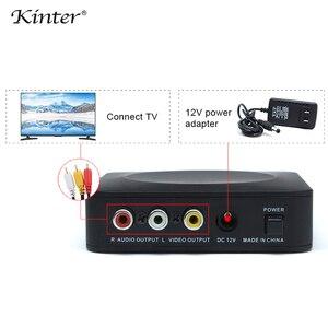 Image 5 - Kinter M3 мини стерео усилитель 12 в SD USB ввод в AV play MP3 MP5 формат питания адаптер дистанционного управления