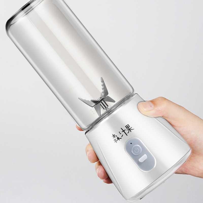 Usb portátil elétrico juicer liquidificador mini misturadores juicers extratores de frutas alimentos milkshake multifuncional garrafa esportes juicing c