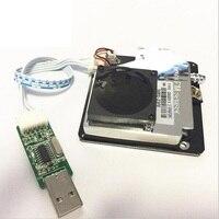 PM חיישן איכות אוויר pm2.5 SDS011 לייזר דיוק גבוה איתור חיישן מודול סופר חיישני אבק אבק, פלט דיגיטלי