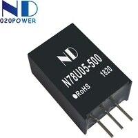 1pcs novo dc dc conversor 12V 24V 36V 48V 60V 72V para 5V 12V 0.5A 6W alta eficiência dcdc módulo de potência produtos de qualidade de fornecimento