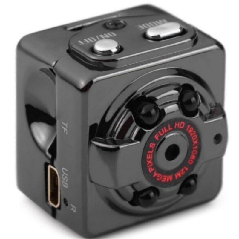 SQ8 Smart 1080p HD Camera Micro Mini Outdoor Camera Video Cam Night Vision Wireless Body DVR DV Tiny Minicamera Microchamber