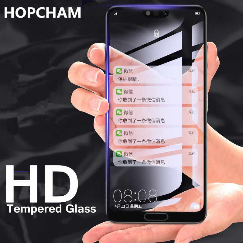プレミアム強化ガラスhuawei社P20 lite P20 名誉 9 9 liteのフルスクリーンプロテクターhuawei社のP20 プロプラスP10 ガラスフィルム