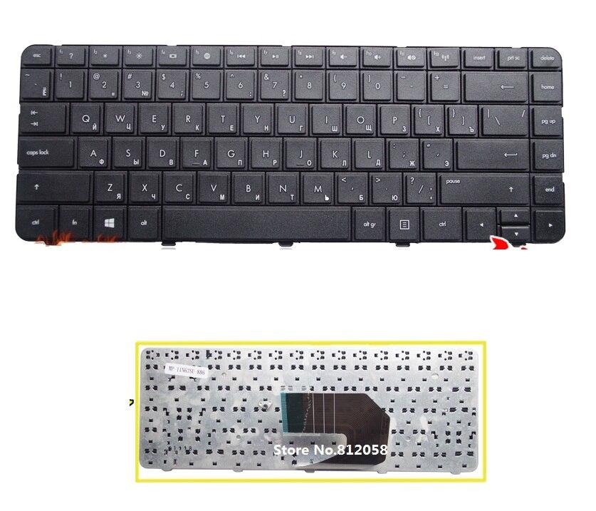 laptop Russian Keyboard for HP 431 435 436 450 455 650 655 630 631 1000 2000 CQ45 CQ58 CQ430 CQ431 CQ635 RU