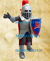 professional knight warrior mascot in shiny armor costume sale adult custom anime cosplay costumes carnival fancy dress kits