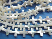wholesale 5strands 10x10mm 12x12mm genuine MOP shell mother of pearl MOP cross white brown mixed color jewelry beads