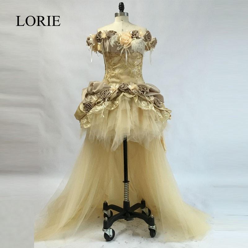 Online Get Cheap Gothic Bridal Gowns