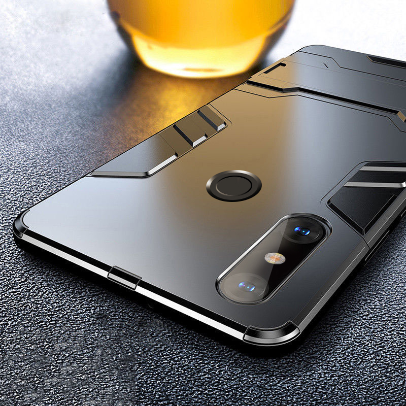 case For Xiaomi Redmi Note 5 Case redmi note 5 Pro Cover Shockproof TPU+PC with Stand Dual Hybrid Cover For Xiaomi Redmi Note 5