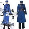 Axis Powers Sweden Berwald Oxenstierna Men S Cosplay Costume Custom Made Any Size