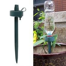Автоматическая капельница горшечных растений самополивающееся устройство ленивый окружающей воды капельного орошения спринклер просеиватель инструмент 1 шт