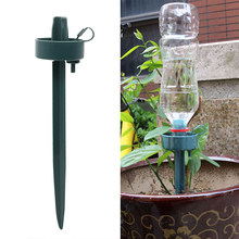 Automatic Dripper Potted Plants Self Watering Device Lazy Environmental Waterer Drip irrigation Sprinkler Seepage Tool 1 Pc(China)