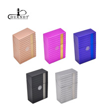 COURNOT Fashion Man Plastic Cigarette Case Cover For Regular