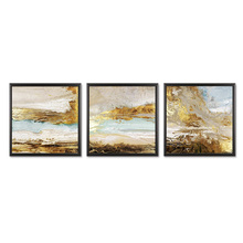 3 Pieces/set Classic abstract series Canvas Painting Sitting Room Decoration Print Pictures (No Framed)