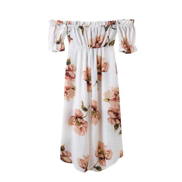 HTB17N2hQVXXXXXWXXXXq6xXFXXXg - FREE SHIPPING Women Floral Dress Sexy Beach JKP167