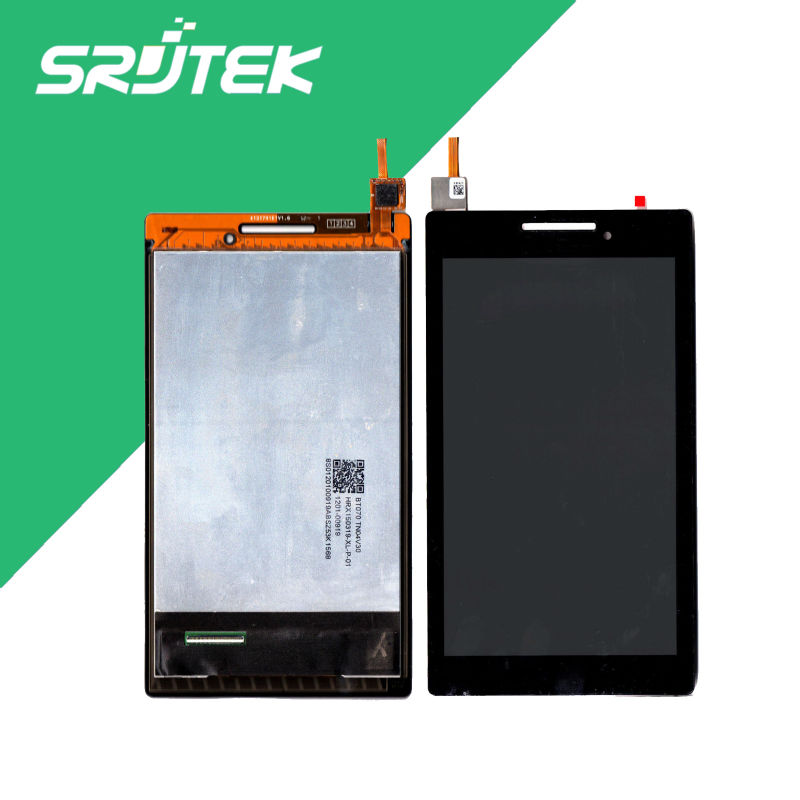 Good quality LCD Display With Touch Screen Digitizer Glass Sensor Assembly For Lenovo Tab 2 A7-10 A7-20 A7-20F jamma arcade game kits with pandora box 4 645in1 game power supply arcade joystick arcade buttons speaker for arcade game