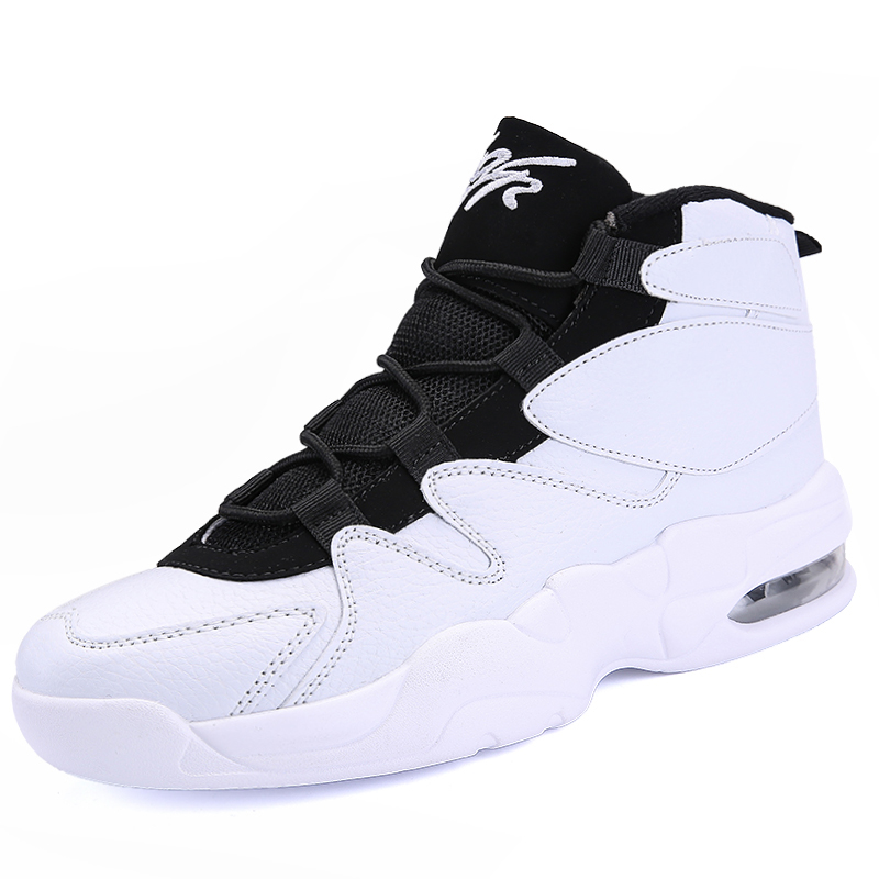 more photos dfb22 cfe92 FOHOLA Plus Size Air Cushion jordan 11 basketball shoes curry 4 best  basketball shoes zapatillas hombre deportivas-in Basketball Shoes from  Sports .