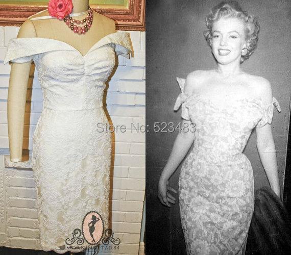 Vestidos Fashion Short Celebrity Evening Dress Little Rock Marilyn Monroe Pinup Show Girl Burlesque Custom
