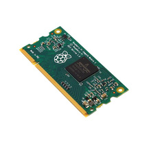 Raspberry Pi Compute Module 3 RPI CM3 Contains the guts of a Raspberry Pi 3 4GB eMMC Flash 1.2GHz quad-core ARM Cortex-A53