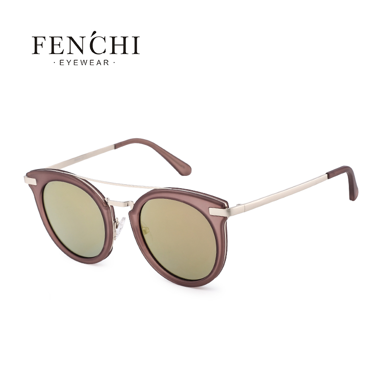 2019 new polarized lady sunglasses fashion trend frame series sunglasses 7