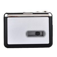 EZCAP231 High quality Cassette To Mp3 Converter Autoreverse Function Convert Old Cassette To MP3 Save In Usb Flash Disk