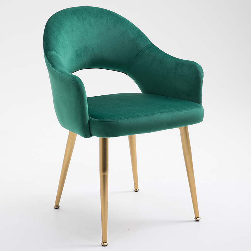 Nordic Dining Chair Bedroom Modern Minimalist Makeup Chair Coffee Tea Chair Living Room To Discuss Chair Home