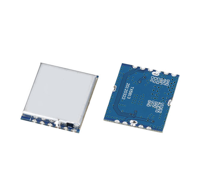купить Boscam 5.8G 10mW 8CH Wireless Mini AV Audio and Video Transmitter Module TX5813 For FPV Aerial Photography Multicopter недорого