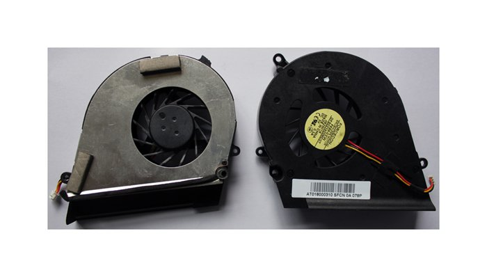 brand new laptop CPU cooling fan for toshiba Satellite A350 A355 L450 L455 BSB0705HC