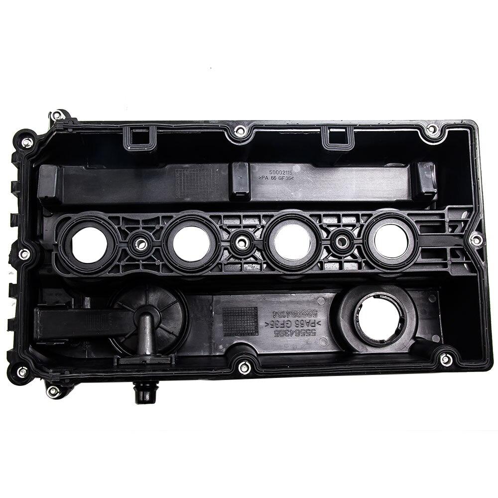Engine Valve Cover Camshaft Rocker Cover For Chevrolet