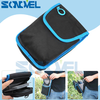 Lens Filter Case Belt Pouch Waist Packs for 40.5mm 105mm Round & Square Filters and 100*150mm Cokin Z Series Filter Holder