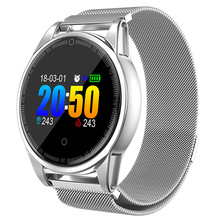 Smart Watch Men Women Heart Rate Monitor Blood Pressure Waterproof Pedometer Health Running Fitness Sport Watch For IOS Android