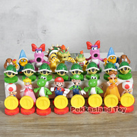 Super Mario Chess Set Collector's Edition PVC Figures Toys Complete set