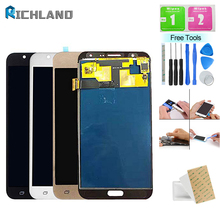 AAA+ Quality J701 Display For Samsung Galaxy J7 neo J701 J701F J701M J701H LCD Display Touch Screen Assembly For Samsung J701F смартфон samsung galaxy j7 neo black sm j701f