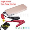 Portable 12V High Capacity 18000mAh Car Jump Starter Multi-Function 2USB 2Laptops Output Mobile Power Bank SOS Lights Free Ship