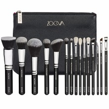 NEW ARRIVAL ZOEVA BRAND EXCELLENT QUALITY 15-COMPLETE BRUSHES SET