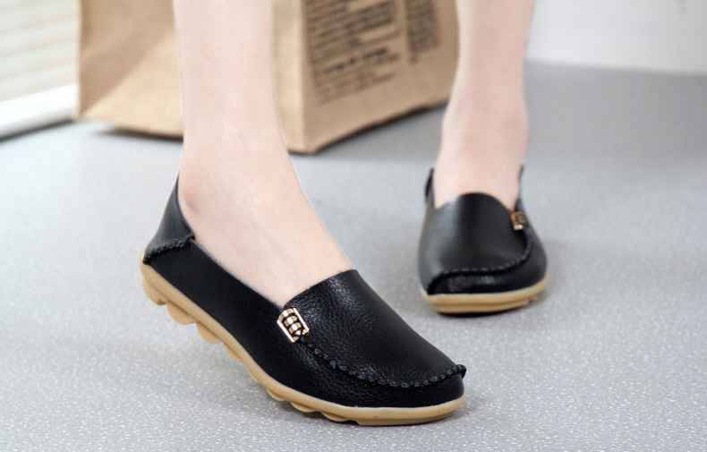 AH912 (27) women's loafers shoe