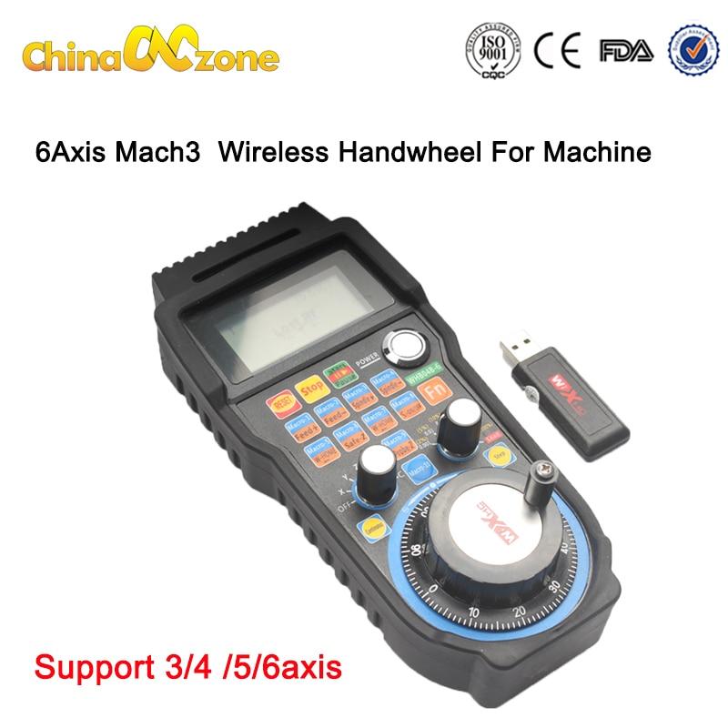 FLASH SALE] Free shipping!! Mach3 CNC USB MPG Pendant For