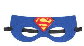 2016 popular new design super hero mask kids eyemask - Masque superman ...