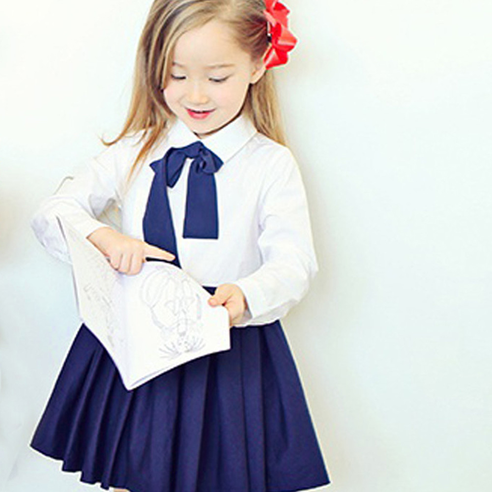 Back-to-school uniform shopping is a breeze at OshKosh! Our toddler girls' school uniforms will set her up for Straight A's in class and in style. With four different colors to choose from (including light pink!), our stretch cotton polo shirts are a staple in toddler girls' uniforms.