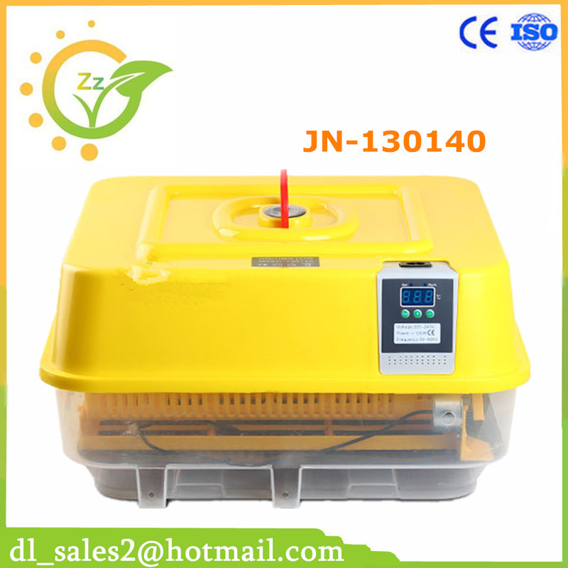 Automatic egg incubator for 39 chicken eggs 129 quail eggs more than 95 hatching rate CE