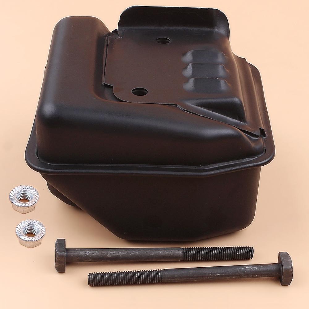 Exhaust Muffler Silencer Heat Shield Bolt Kit For STIHL MS250 MS230 025 023 11231413200 / 11231400606