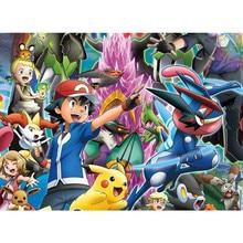 4Pcs/Set Pokemon Pokeball With Random Pikachu Toys