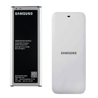 Agaring Dock Charger Mobile Phone Holder For Samsung GALAXY NOTE4 N9100 N9108v EB BN916BBC Replacement Battery