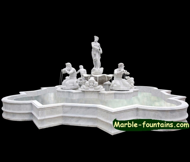 Outdoor Stone Water Fountains Sale Extra Large Marble Fountain Fond Carrara  Marble Outdoor Fountains With Figures