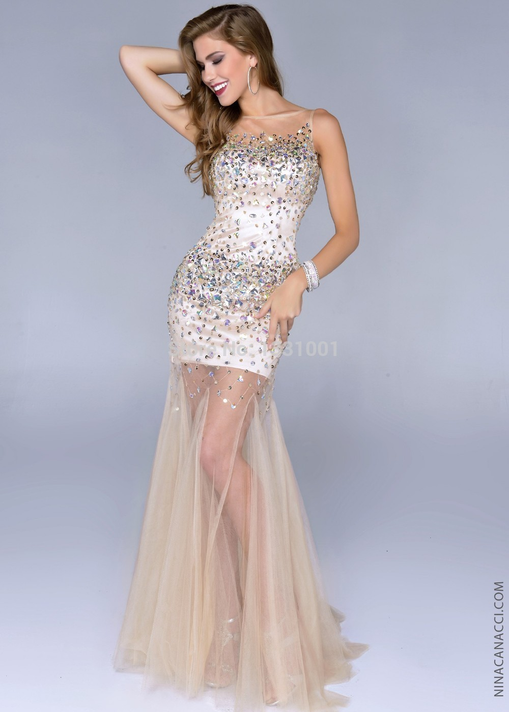 Online Buy Wholesale dress up games prom dress from China ...
