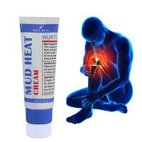 JYP NewZealand Rotorua Mud Heat Cream Joint Pain Relief Muscular Aches Arthritis Green Lipped Mussel Massage Gel for Itchy Skin